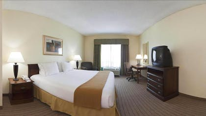 Guestroom | Plaza Inn and Suites