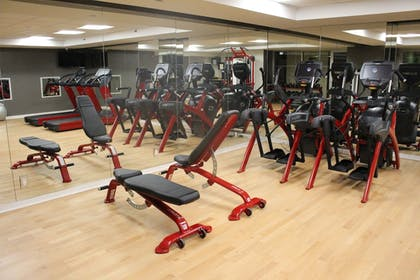 Fitness Facility | Wyndham Midtown 45 at New York City