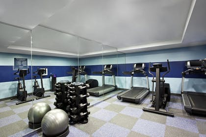 Sports Facility | Four Points by Sheraton Manhattan - Chelsea
