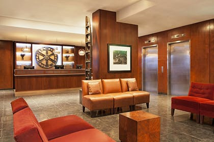 Lobby | Four Points by Sheraton Manhattan - Chelsea
