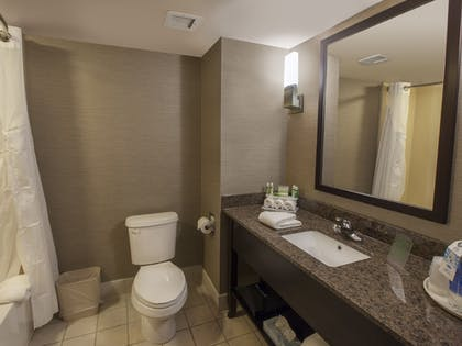 In-Room Amenity | Holiday Inn Express Hotel & Suites Buffalo-Airport