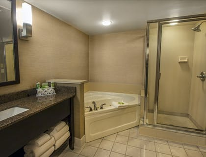Guestroom | Holiday Inn Express Hotel & Suites Buffalo-Airport