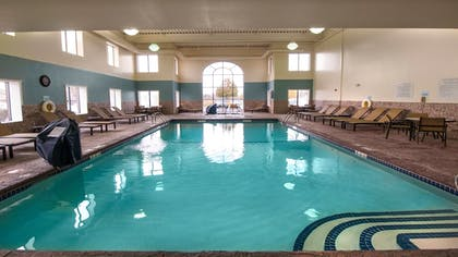 Pool | Holiday Inn Express Hotel & Suites Buffalo-Airport