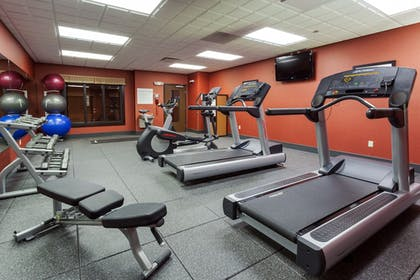Fitness Facility | Holiday Inn Express Hotel & Suites - Cheyenne