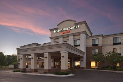Exterior | SpringHill Suites by Marriott Lansing West