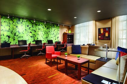 Business Center | Courtyard by Marriott Oklahoma City Downtown