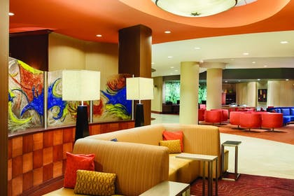Lobby | Courtyard by Marriott Oklahoma City Downtown