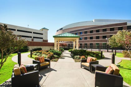 Garden | Courtyard by Marriott Oklahoma City Downtown