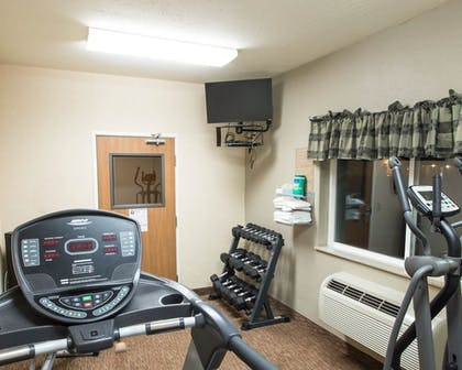 Fitness Facility | Comfort Inn Fort Morgan