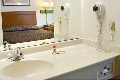 Bathroom Sink | Wamego Inn and Suites