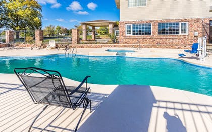 Outdoor Pool | Wamego Inn and Suites