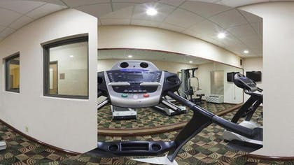 Fitness Facility | Holiday Inn Express Hotel & Suites Cleveland