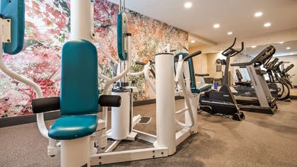 Fitness Facility | Best Western Plus Howe Inn