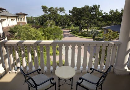 View from Room   The Sanctuary at Kiawah Island Resort