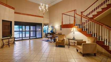 Lobby | Best Western Plus Executive Hotel & Suites