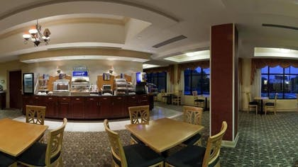 Breakfast Area   Holiday Inn Express North East
