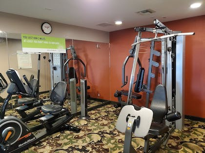 Fitness Facility   La Quinta Inn & Suites by Wyndham Hesperia Victorville