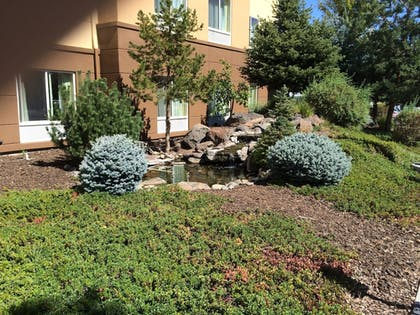 Hotel Front | Fairfield Inn and Suites by Marriott Yakima