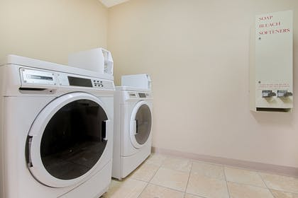 Laundry Room | Super 8 by Wyndham Fairfield