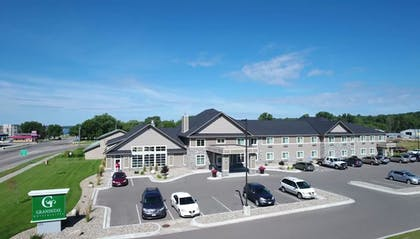 Aerial View | GrandStay Hotel & Suites