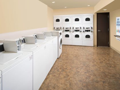 Laundry Room | WoodSpring Suites Cleveland Airport