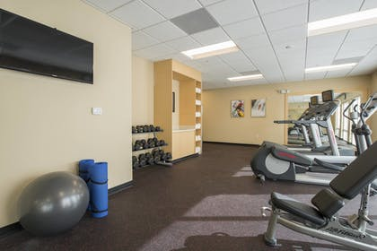 Fitness Facility | TownePlace Suites by Marriott Newnan