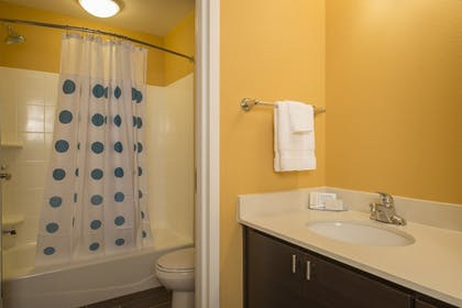 Bathroom | TownePlace Suites by Marriott Newnan