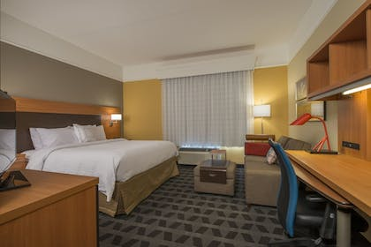 Guestroom | TownePlace Suites by Marriott Newnan