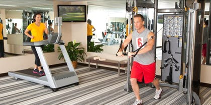 Fitness Facility | Candlewood Suites San Angelo TX