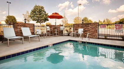 Pool | Best Western Plus Atrium Inn & Suites