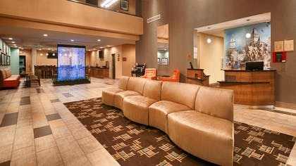 Lobby | Best Western Plus Atrium Inn & Suites
