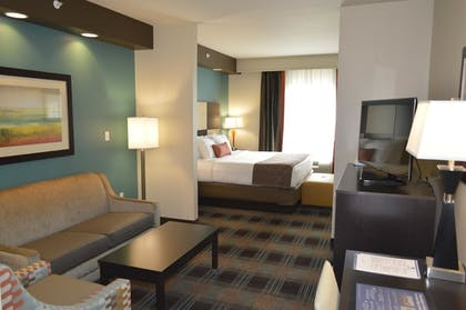 Guestroom | Best Western Plus Atrium Inn & Suites