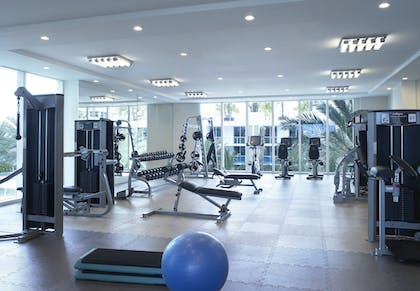 Fitness Facility | Grand Beach Hotel Surfside West