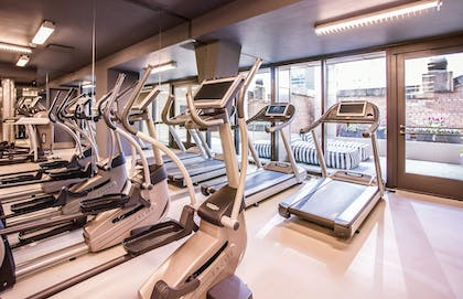Fitness Facility | Virgin Hotels Chicago