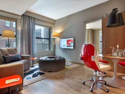 Guestroom | Virgin Hotels Chicago