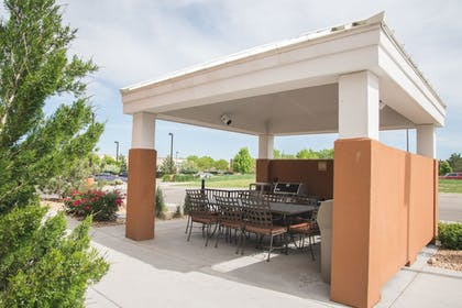 BBQ/Picnic Area | Candlewood Suites Fort Collins