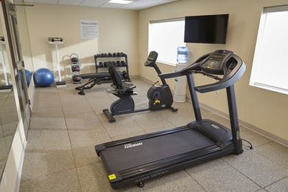 Fitness Facility | Holiday Inn Express & Suites Tahlequah