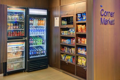 Snack Bar | Fairfield Inn & Suites by Marriott Rehoboth Beach