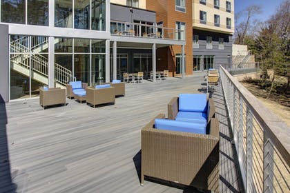 Terrace/Patio | Fairfield Inn & Suites by Marriott Rehoboth Beach