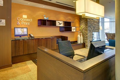 Business Center | Fairfield Inn & Suites by Marriott Rehoboth Beach