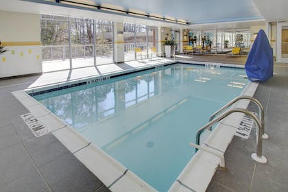 Indoor Pool | Fairfield Inn & Suites by Marriott Rehoboth Beach