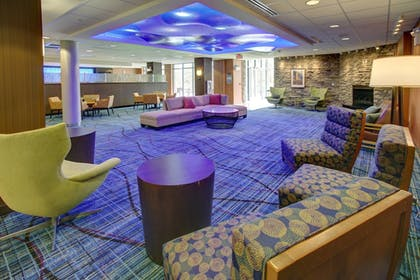 Lobby | Fairfield Inn & Suites by Marriott Rehoboth Beach
