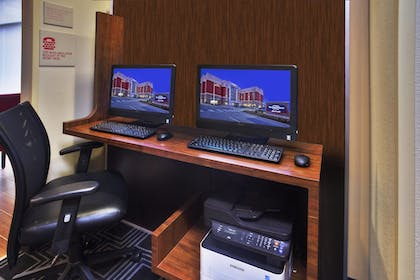 Business Center | Towneplace Suites by Marriott Franklin Cool Springs