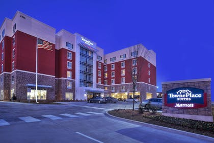 Hotel Front - Evening/Night | Towneplace Suites by Marriott Franklin Cool Springs