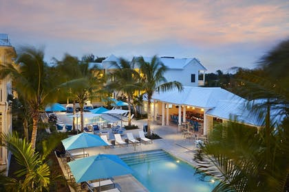 Outdoor Pool | The Marker Waterfront Resort Key West