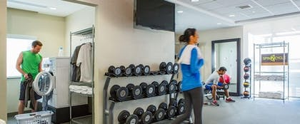 Fitness Facility | Home2 Suites by Hilton Seattle Airport