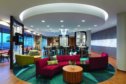 Lobby   Springhill Suites by Marriott Pittsburgh Mt. Lebanon