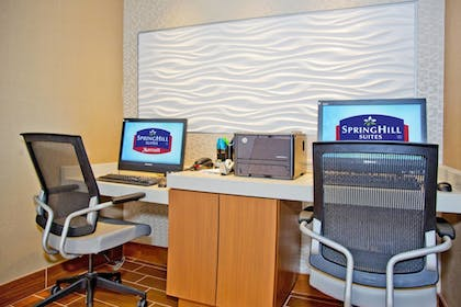 Business Center   Springhill Suites by Marriott Pittsburgh Mt. Lebanon