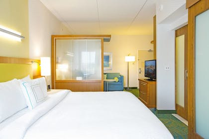 Guestroom   Springhill Suites by Marriott Pittsburgh Mt. Lebanon