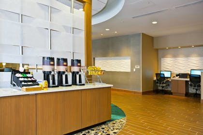 Cafe   Springhill Suites by Marriott Pittsburgh Mt. Lebanon